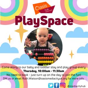 PlaySpace flyer